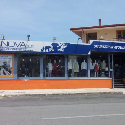 Divise professionali Palermo Gi.Nova. Sud